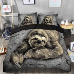 Sloth Bedding Sets Lovely