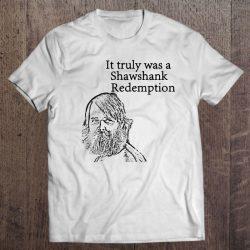 It Truly Was A Shawshank Redemption- Last Man On Earth Classic