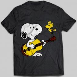 guitar shirt you can play