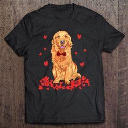 golden retriever valentines