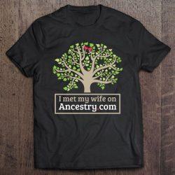 i met my wife on ancestry.com