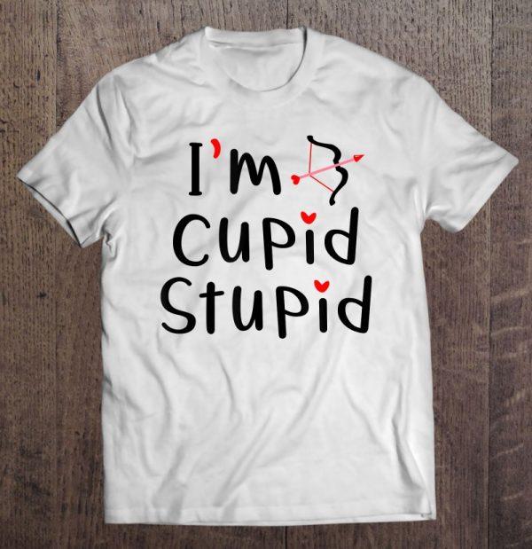 im cupid stupid
