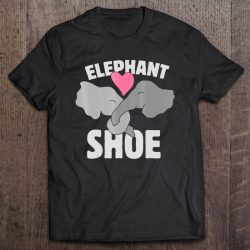 shoe tshirt