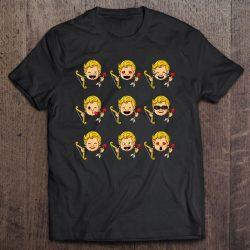 emoji tee shirts