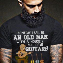 house of guitars t shirt