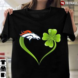 denver broncos st patricks day shirt