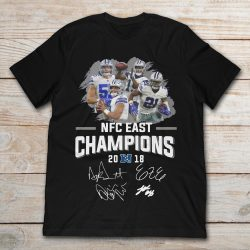 dallas cowboys nfc east champs shirt