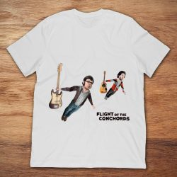 flight of the concords t shirt