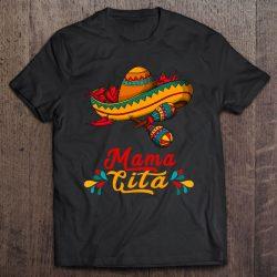 Mamacita Cinco De Mayo Taco Fiesta Mom Funny Mexican Gift