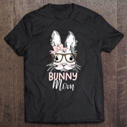 Bunny Mom Best Bunny Mom Bunny Lover Gift