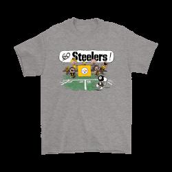 snoopy steelers shirt