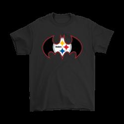 steelers batman shirt