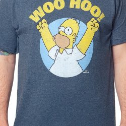 homer simpson whoo hoo