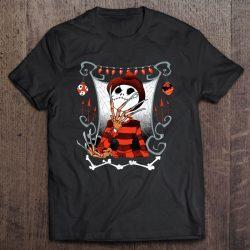Jack Freddy Krueger Skellington Halloween