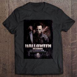 Halloween Returns Michael Myers