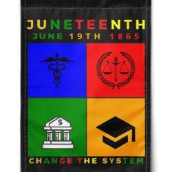 Juneteenth Flag 8 Flags