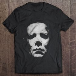 The Face Of Michael Myers Halloween Version2