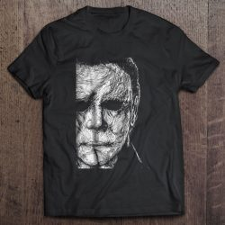 The Face Of Michael Myers Halloween