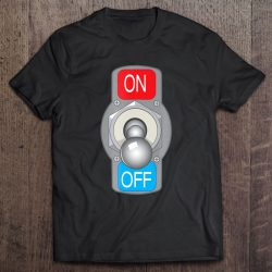 On Off Turn On Funny Toggle Switch