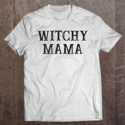 Funny Best Friend Gift Witchy Mama Tank Top