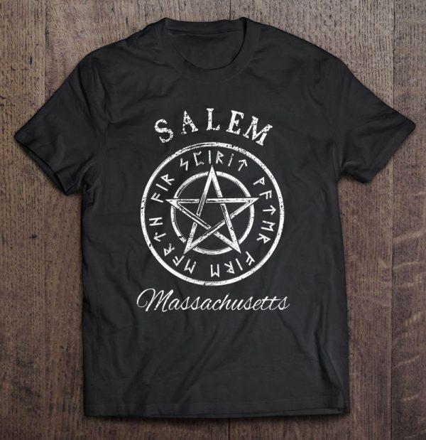 Salem Witch Halloween