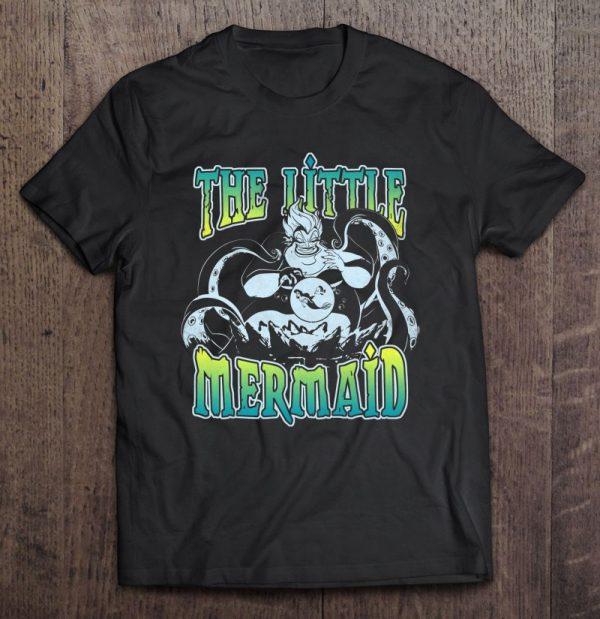 Little Mermaid Ursula Neon Sea Witch Graphic